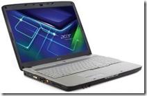 ACER portable computer 5730z